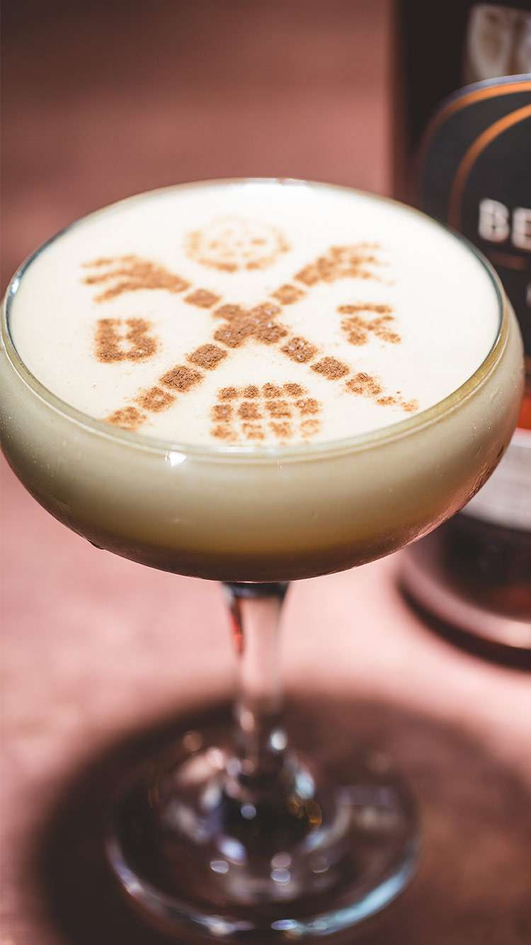 Belgrove Rum cocktail recipe idea
